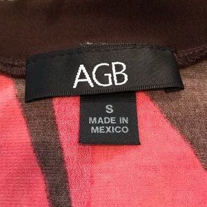 AGB Tops - AGB Small cute multi colored top